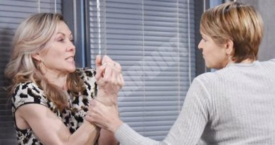 Days of Our Lives Spoilers: Nicole Walker (Arianne Zucker) - Kristen DiMera (Stacy Haiduk)