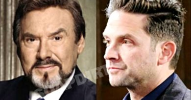 Days of Our Lives: Stefano DiMera (Joseph Mascolo) - Stefan DiMera (Brandon Barash)