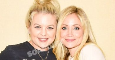 General Hospital: Maxie Jones (Kirsten Storms) - Lulu Spencer (Emme Rylan)