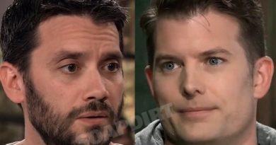 General Hospital Spoilers Dante Falconeri (Dominic Zamprogna) - Dustin Phillips (Mark Lawson)