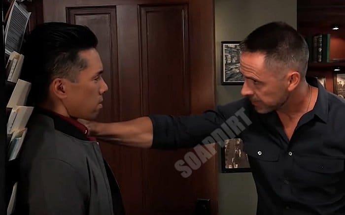 General Hospital Spoilers: Julian Jerome (William deVry) Brad Cooper (Parry Shen)