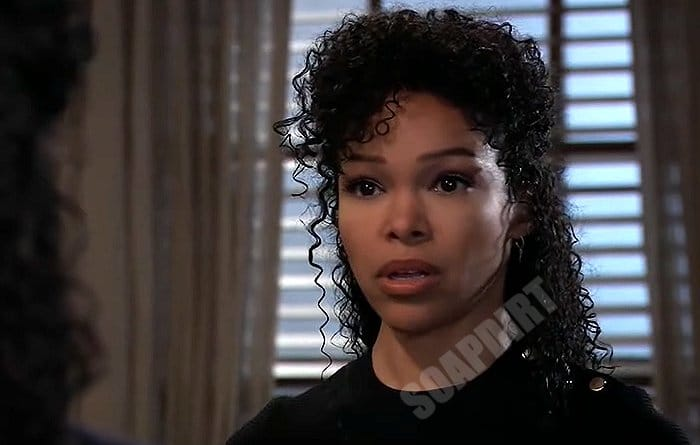 General Hospital Spoilers: Portia Robinson (Brook Kerr) - Jordan Ashford (Briana Henry)