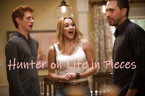 Life in Pieces: Hunter King as Clementine Hughes