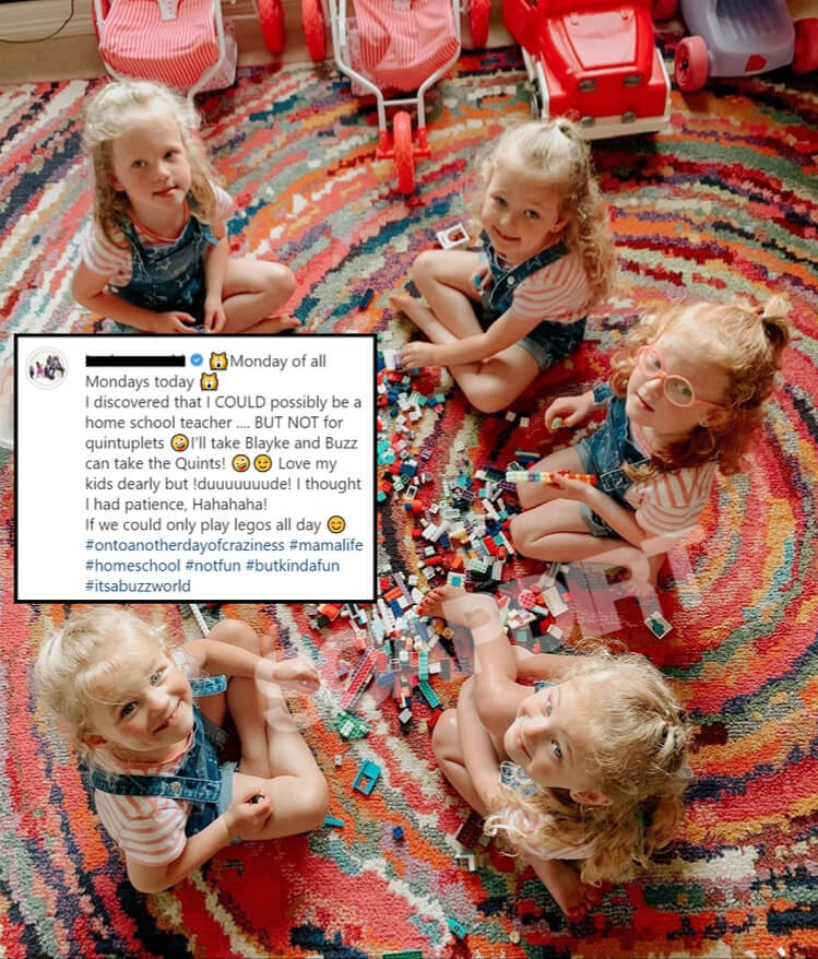 OutDaughtered: Riley - Ava - Parker - Hazel -Olivia - Adam Busby - Danielle Busby