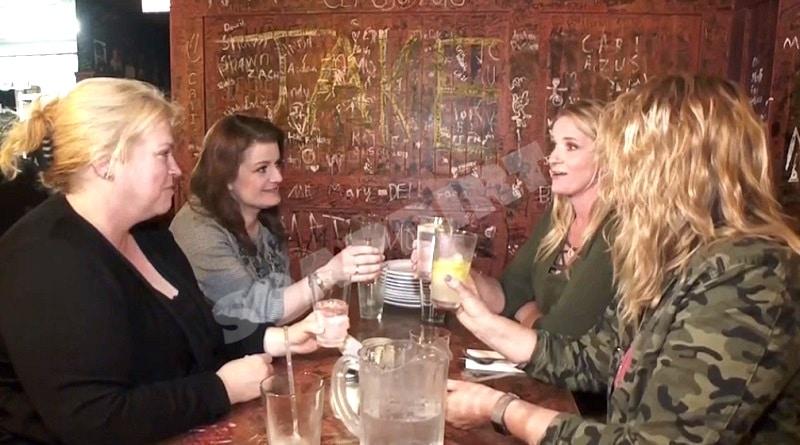 Sister Wives: Janelle Brown - Robyn Brown - Christine Brown - Meri Brown