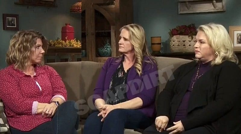 Sister Wives: Meri Brown - Christine Brown - Janelle Brown