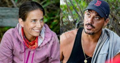 Survivor: Winners at War: Boston Rob Mariano - Amber Mariano