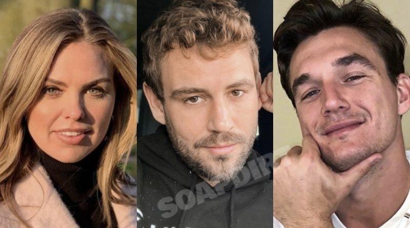 The Bachelor: Nick Viall - Hannah Brown - Tyler Cameron