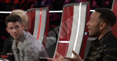 The Voice: Nick Jonas - John Legend