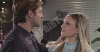 Young and the Restless Spoilers: Chance Chancellor (Donny Boaz) - Abby Newman (Melissa Ordway)