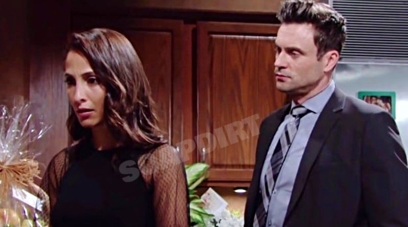 Young and the Restless Spoilers: Lily Winters (Christal Khalil) - Cane Ashby (Daniel Goddard)