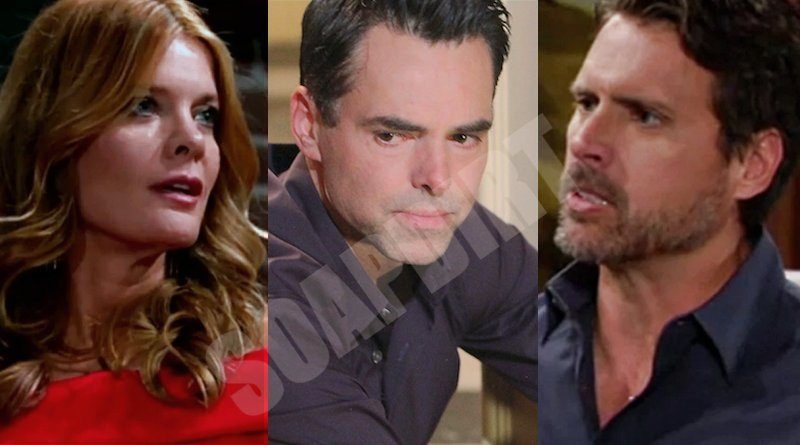 Young and the Restless Spoilers: Nick Newman (Joshua Morrow) - Phyllis Newman (Michelle Stafford) - Billy Abbott (Jason Thompson)