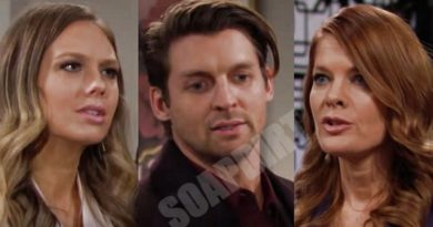 Young and the Restless Spoilers: Abby Newman (Melissa Ordway) - Chance Chancellor (Donny Boaz) - Phyllis Summers (Michelle Stafford)