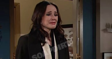 Young and the Restless Spoilers: Tessa Porter (Cait Fairbanks)