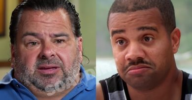 90 Day Fiance: Big Ed Brown - Tarik Myers