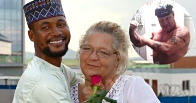 90 Day Fiance: Lisa Hamme - James hamme - Usman Umar SojaBoy - Before the 90 Days
