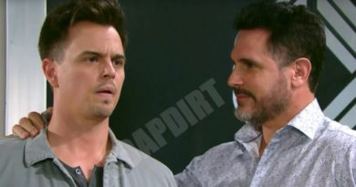 Bold and the Beautiful Spoilers: Wyatt Spencer (Darin Brooks) - Bill Spencer (Don Diamont)