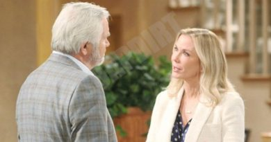 Bold and the Beautiful Spoilers: Eric Forrester (John McCook) - Brooke Logan (Katherine Kelly Lang)