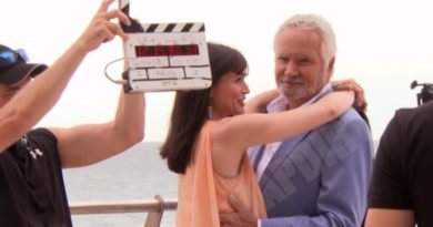 Bold and the Beautiful Spoilers: Eric Forrester (John McCook) - Quinn Fuller (Rena Sofer)