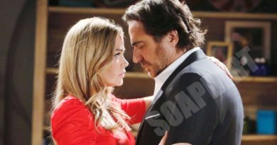 Bold and the Beautiful Spoilers: Ridge Forrester (Thorsten Kaye) - Shauna Fulton (Denise Richards)