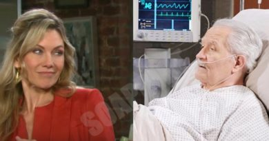 Days of Our Lives Spoilers: Kristen DiMera (Stacy Haiduk) - Victor Kiriakis (John Aniston)