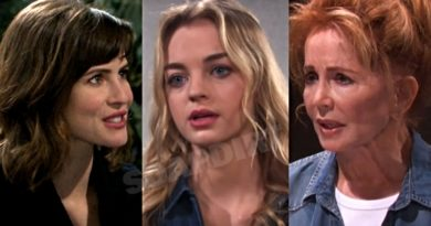 Days of our Lives Spoilers: Sarah Horton (Linsey Godfrey) - Claire Brady (Olivia Rose Keegan) - Maggie Horton (Suzanne Rogers)