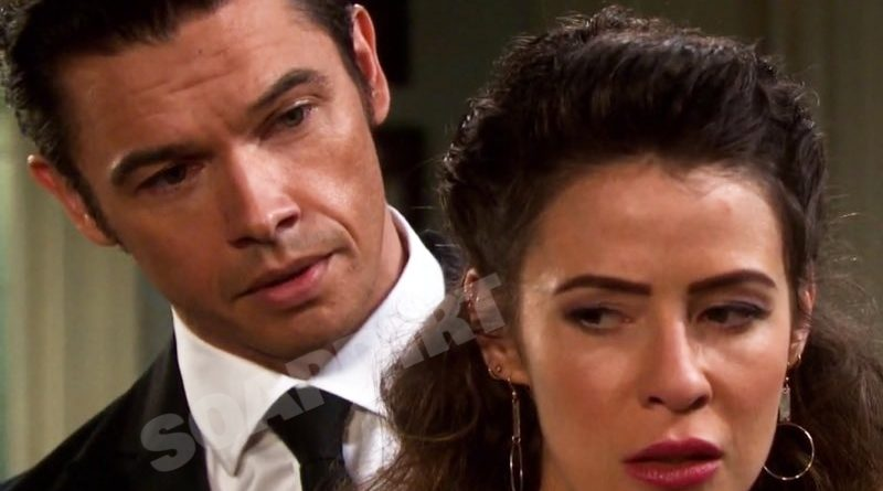 Days of Our Lives Spoilers: Xander Cook (Paul Telfer) - Sarah Horton (Linsey Godfrey)