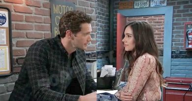 General Hospital Spoilers: Brando Corbin (Johnny Wactor) - Molly Lansing (Haley Pullos)