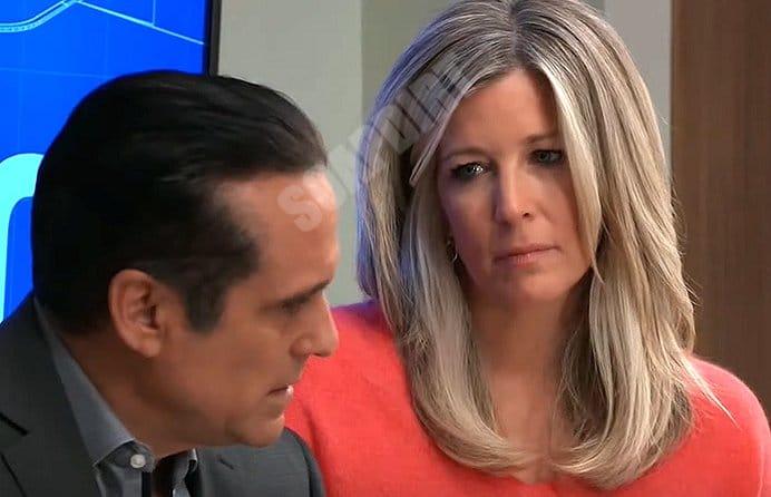 General Hospital Spoilers: Carly Corinthos (Laura Wright) - Sonny Corinthos (Maurice Benard)