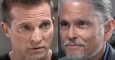 General Hospital Spoilers: Cyrus Renault (Jeff Kober) - Jason Morgan (Steve Burton)