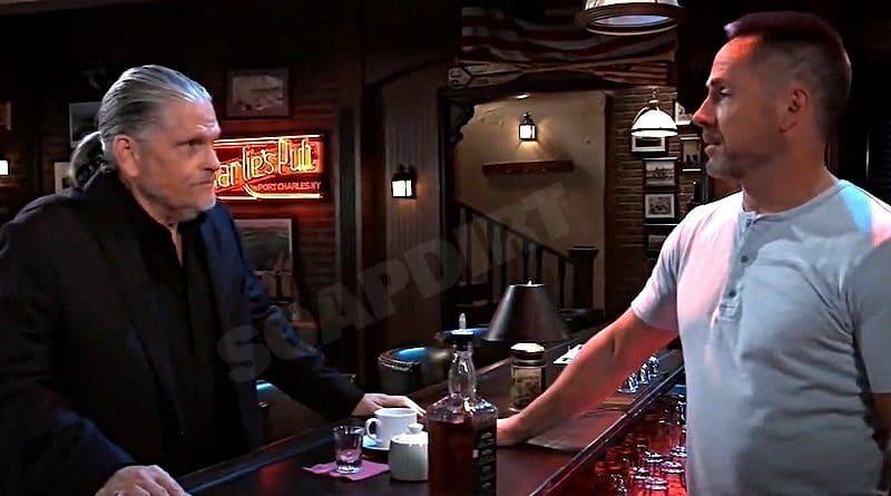 General Hospital Spoilers: Cyrus Renault (Jeff Kober) - Julian Jerome (William deVry)