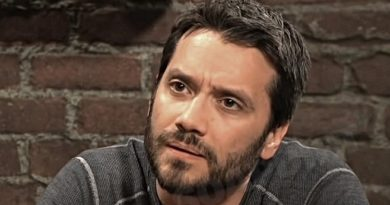 General Hospital Spoilers: Dante Falconeri (Dominic Zamprogna)