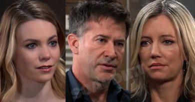 General Hospital Spoilers: Nelle Hayes (Chloe Lanier) - Neil Byrne (Joe Flanigan) - Nina Reeves (Cynthia Watros)