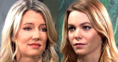 General Hospital Spoilers: Nelle Hayes (Chloe Lanier) - Nina Reeves (Cynthia Watros)