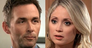 General Hospital Spoilers: Valentin Cassadine (James Patrick Stuart) - Lulu Spencer (Emme Rylan)