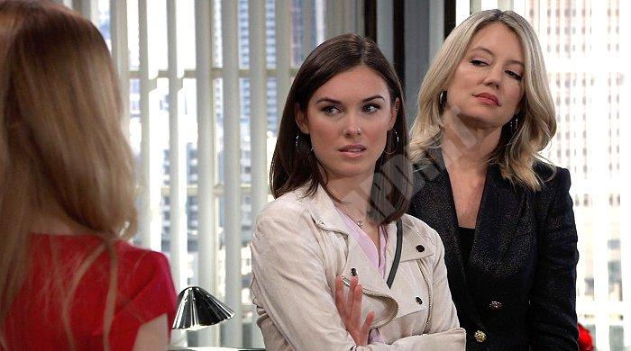 General Hospital Spoilers: Willow Tait (Katelyn MacMullen) - Nina Reeves (Cynthia Watros)