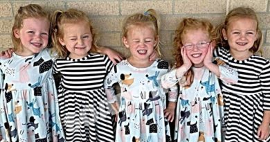 OutDaughtered: Hazel Busby - Ava - Parker - Olivia - Riley