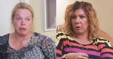 Sister Wives: Janelle Brown - Meri Brown