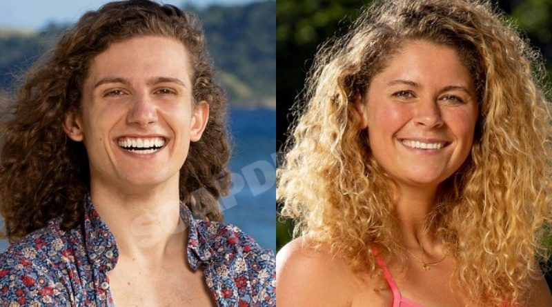 Survivor: Elizabeth Beisel - Jack Nichting