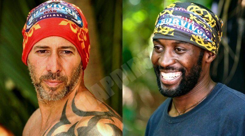 Survivor: Winners at War: Tony Vlachos - Jeremy Collins