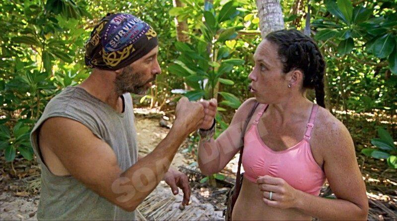 Survivor: Winners at War - Tony Vlachos - Sarah Lacina