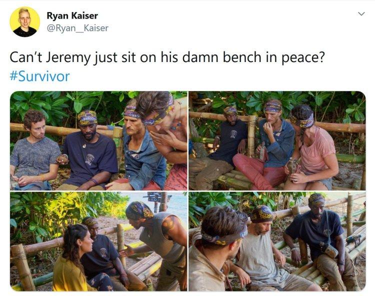 Survivor Spoilers: Jeremy Collins