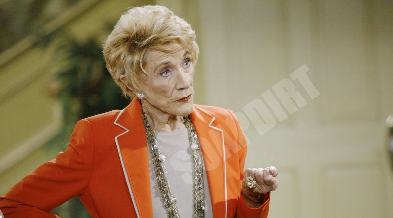 Young and the Restless: Katherine Chancellor (Jeanne Cooper)