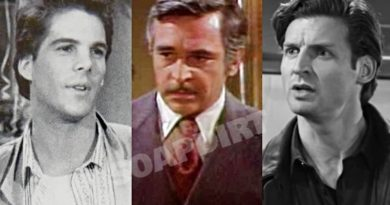 Young and the Restless: Phillip Chancellor II (Donnelly Rhodes) - Phillip Chancellor III (Thom Bierdz) - Phillip Chancellor IV Chance (Donny Boaz)