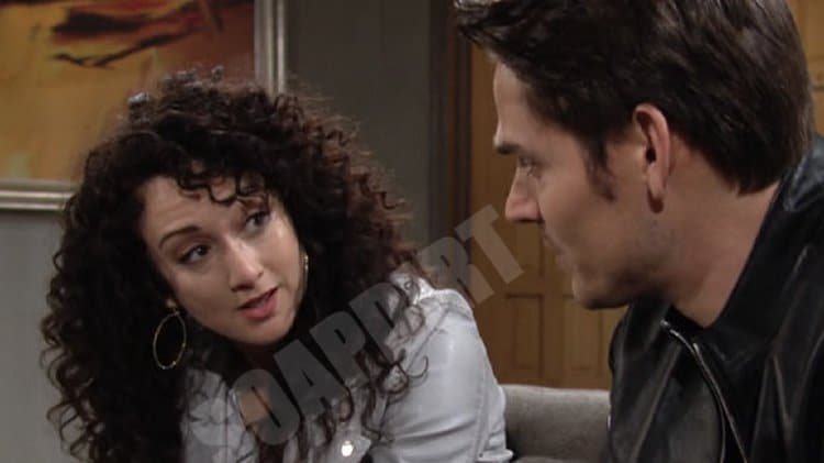 Young and the Restless Spoilers: Adam Newman (Mark Grossman) - Alyssa Montalbvo (María DiDomenico)