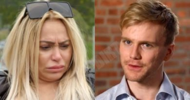 90 Day Fiance: Jesse Meester - Darcey Silva