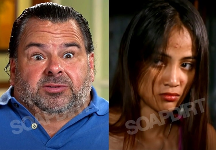90 Day Fiance: Rose Marie Vega - Ed Brown - Before The 90 Days
