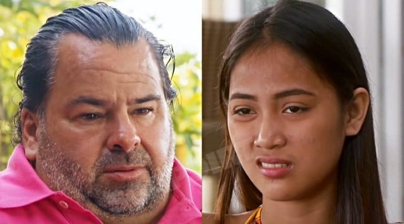 90 Day Fiance Did Rose Body Shame Big Ed And Call Him A Pig