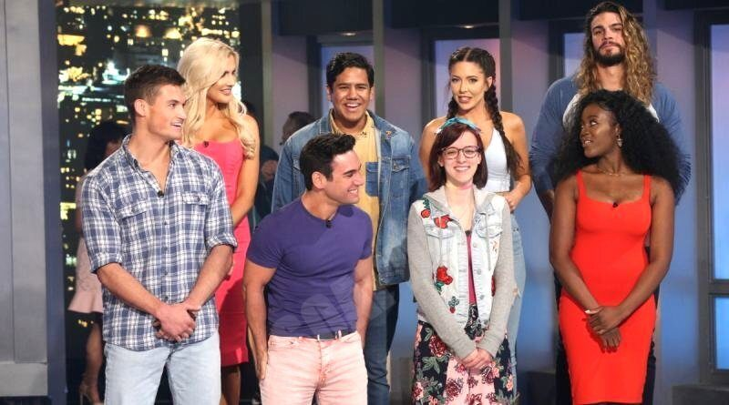 Big Brother 22: Jackson Michie - Kathryn Dunn - Kemi Faknule - Holly Allen - Nicole Anthony - Ovi Kabir - Tommy Bracco - Jack Matthews