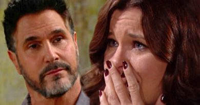 Bold and the Beautiful: Bill Spencer (Don Diamont) - Katie Logan (Heather Tom)